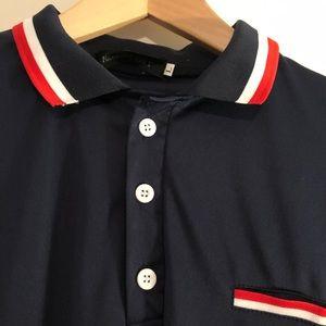 Men's S/S Golf Polo